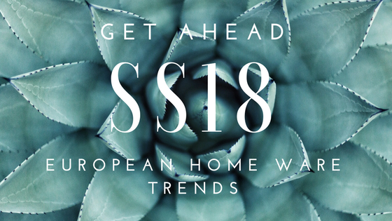 Get ahead of the trends | SS18