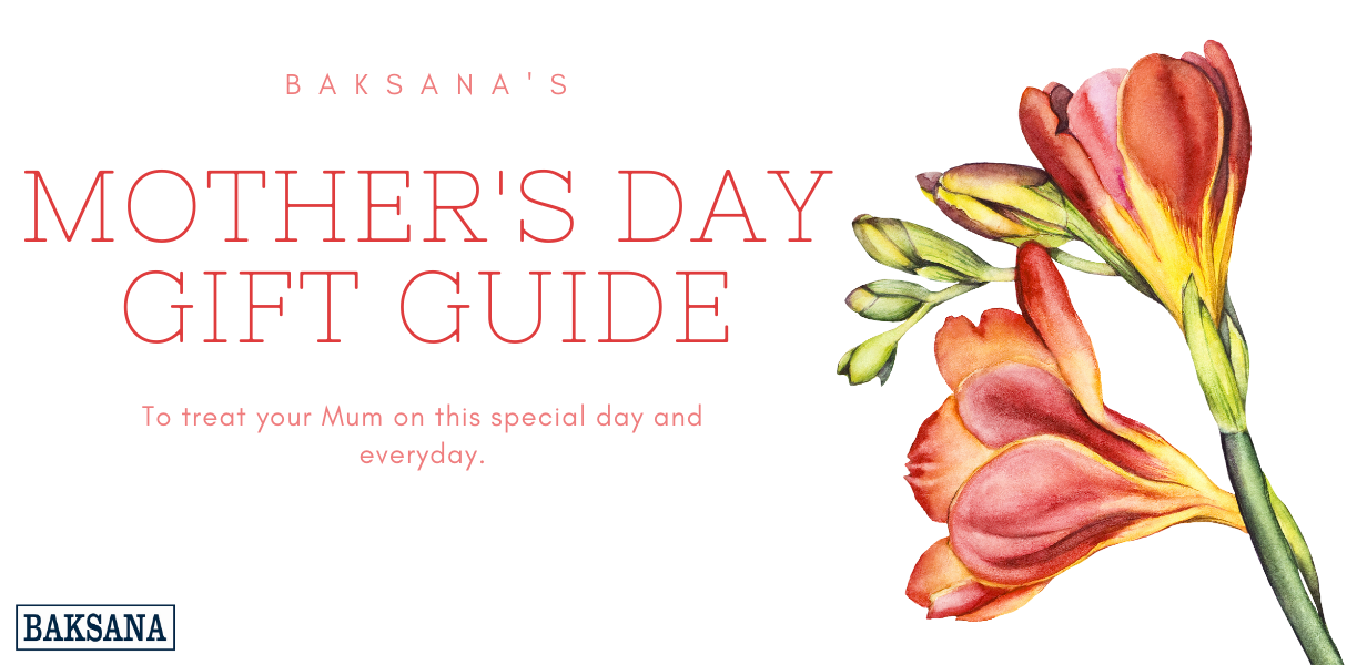 Mother's Day: A Gift Guide