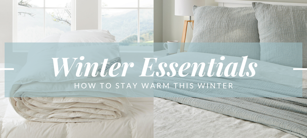 How to Stay Warm this Winter