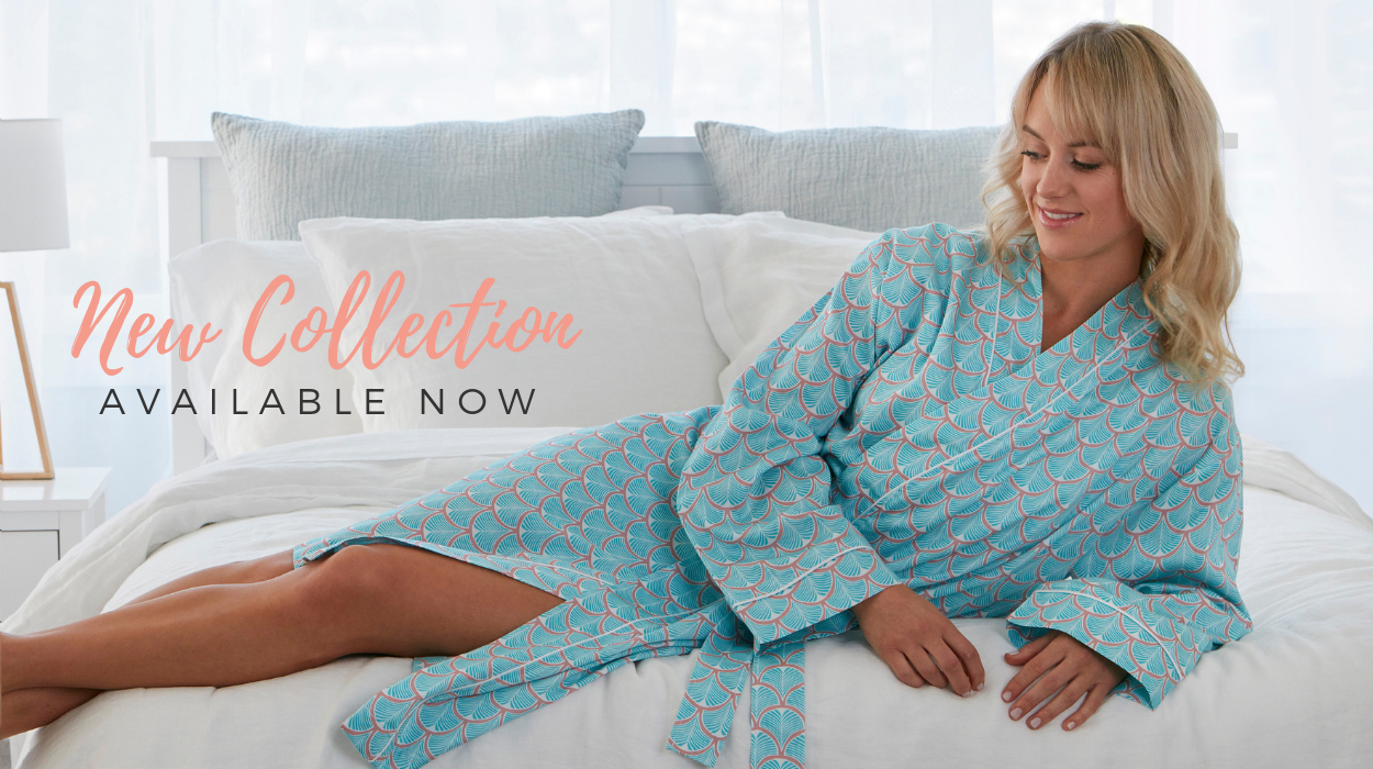 Baksana Ladies Cotton Sleepwear